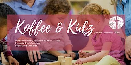 Koffee & Kidz Toddler Group tickets