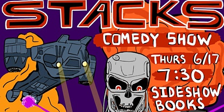 STACKS COMEDY SHOW tickets