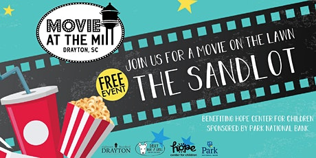Movie at the Mill: The Sandlot tickets