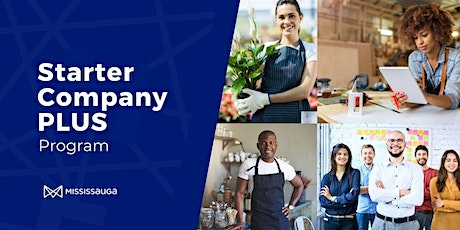 Mississauga Starter Company PLUS Fall 2021: Info Session Aug 4 tickets