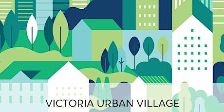 Victoria Urban Village Q & A plus Cohousing 101 tickets