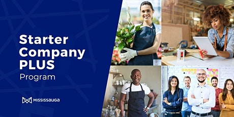 Mississauga Starter Company PLUS Fall 2021: Info Session Aug 5 tickets