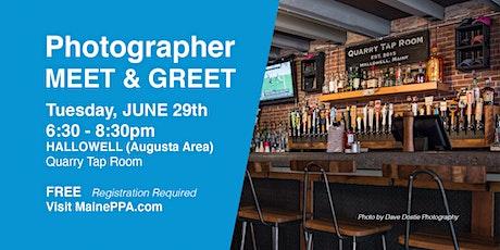 Photographer Meet & Greet tickets