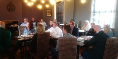 Entrepreneurs Business Club Sheffield Networking -  26 August tickets