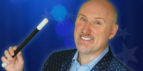 Brent Gregory's Amazing Virtual Magic Show tickets