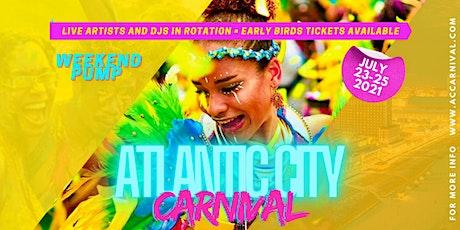 Atlantic City Caribbean Carnival tickets