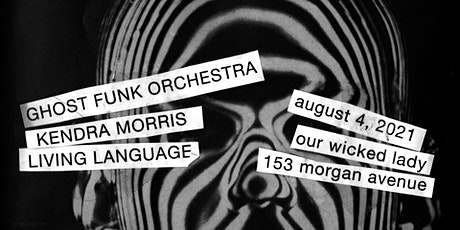 ROOFTOP show! Ghost Funk Orchestra, Kendra Morris, Living Language tickets