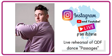 Live Rehearsal with Robert Mark Burke & Dancers tickets