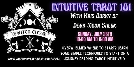 Intuitive Tarot 101 tickets