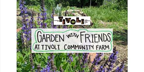 Garden with Friends! tickets