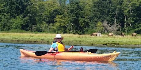 Dosewallips Estuary Kayak Tour tickets