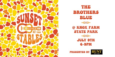 Sunset At The Stables - The Brothers Blue - July 9th tickets