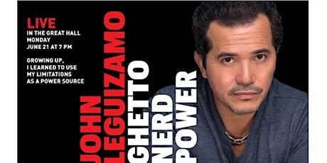 Ghetto Nerd Power: John Leguizamo Live for One-Night Only tickets