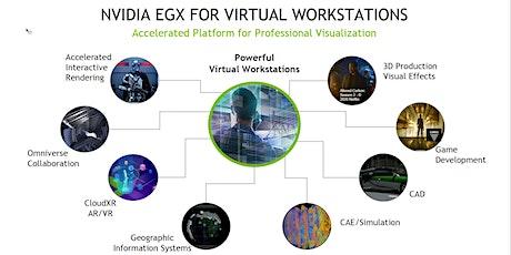NVIDIA virtual GPU technology for remote versatile AI workstations biglietti