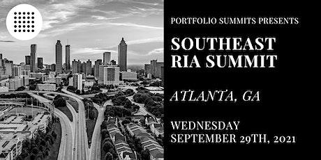 Southeast RIA Summit tickets