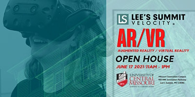 Experience Augmented Reality & Virtual Reality (AR/VR) – Studio Open House
