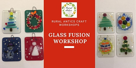 Glass Fusion Workshop tickets