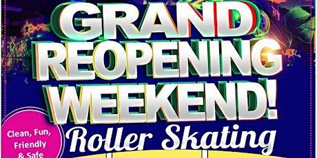 Roller Skating at United Skates Clovis tickets