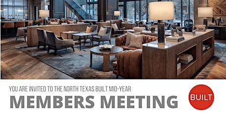 North Texas BUILT Members Meeting tickets