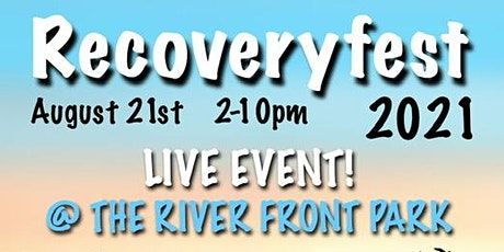 Recovery Festival tickets
