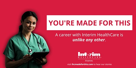 Interim Healthcare Cincinnati Recruitment Event tickets