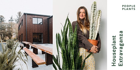 Houseplant Extravaganza // The Roastery, Porthleven 19-20th June tickets