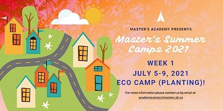 Master's Academy Summer Camp - Week 1(July 5-9) tickets