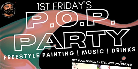 1st Friday's POP Party tickets