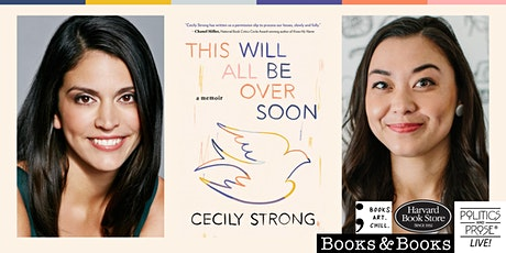 P&P Live! Cecily Strong | THIS WILL ALL BE OVER SOON with Chanel Miller tickets