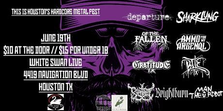 BCHC Booking Presents: Houston's Hardcore/Metal Fest tickets