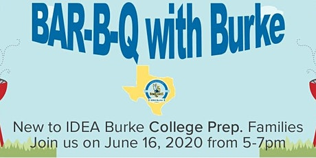 IDEA Burke College Prep BBQ tickets