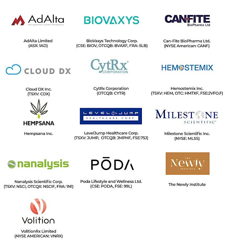2021年GCFF线上投资会议 – 医疗保健投资会议 image