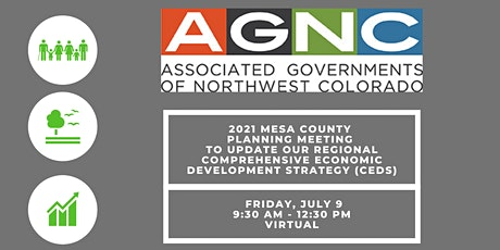 Mesa County CEDS Planning Meeting tickets