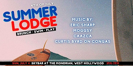 Summer Lodge: 4th of July POOL PARTY & BBQ tickets