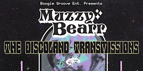 Muzzy Bearr (Early Show) tickets