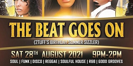 The Beat Goes On - 2Tuff's Birthday Summer Sizzler @ TOTO'S tickets