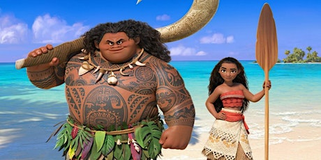 East Village Movies in the Park: Moana tickets