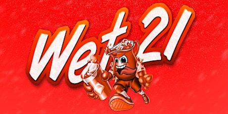#WET21 tickets