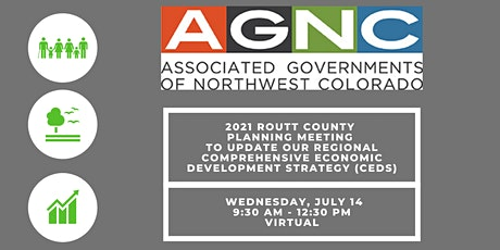 Routt County CEDS Planning Meeting tickets