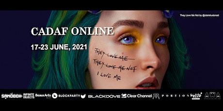 CADAF Online 2021 tickets
