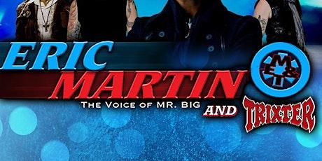 Eric Martin w/ Trixter at The Rail Club Live tickets