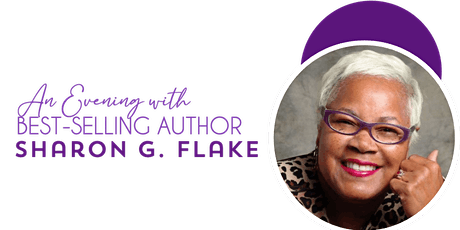 An Evening with Sharon G. Flake tickets