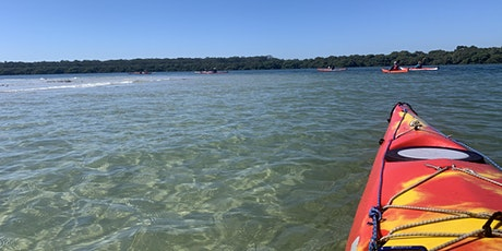 Botany Bay/Towra Pt  Paddle (F1 paddle skills/experience reqd) tickets