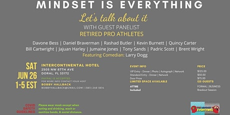 Your Mindset is Everything tickets