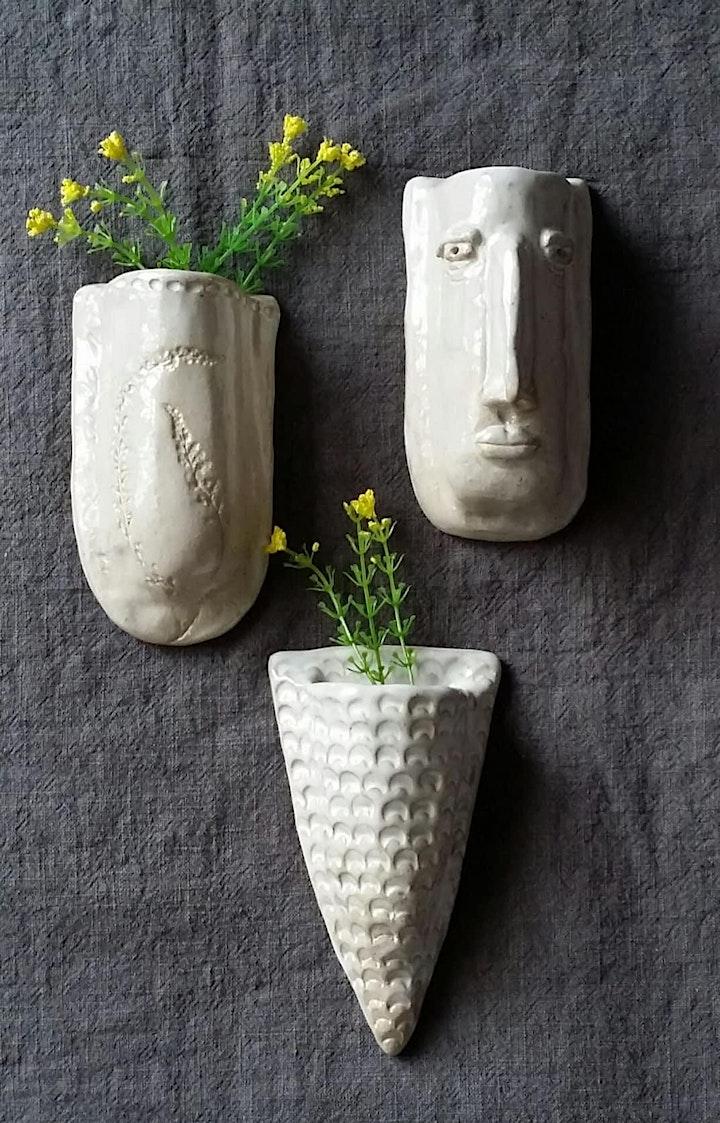 Mini Planter | Pottery Workshop w/ Siriporn Falcon-Grey image