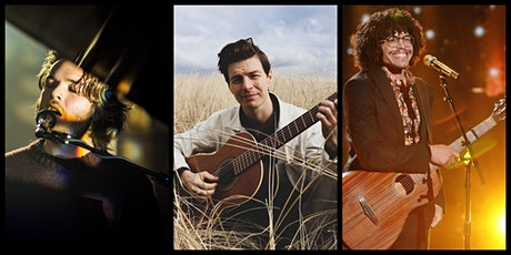 Alec Shaw & Jacob Miller, Philip Murphy (IN-PERSON, DISTANCED) tickets