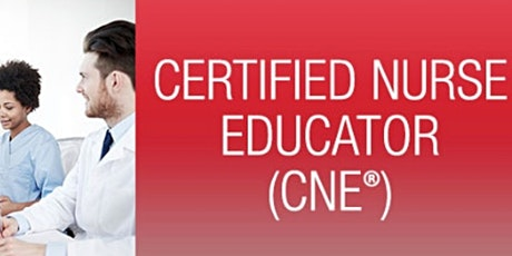 Certified Nurse Educator (CNE®) LIVE Prep Course **with 4 Contact Hours** tickets