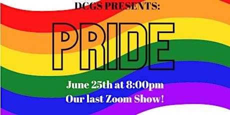 DCGS Presents: Pride Show! tickets