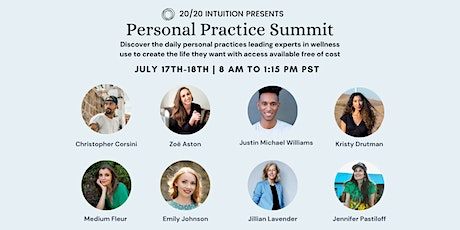 The Personal Practice Summit tickets