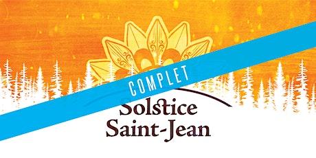 Solstice Saint-Jean tickets